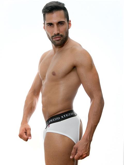 Men's Underwear – Black Bottomless