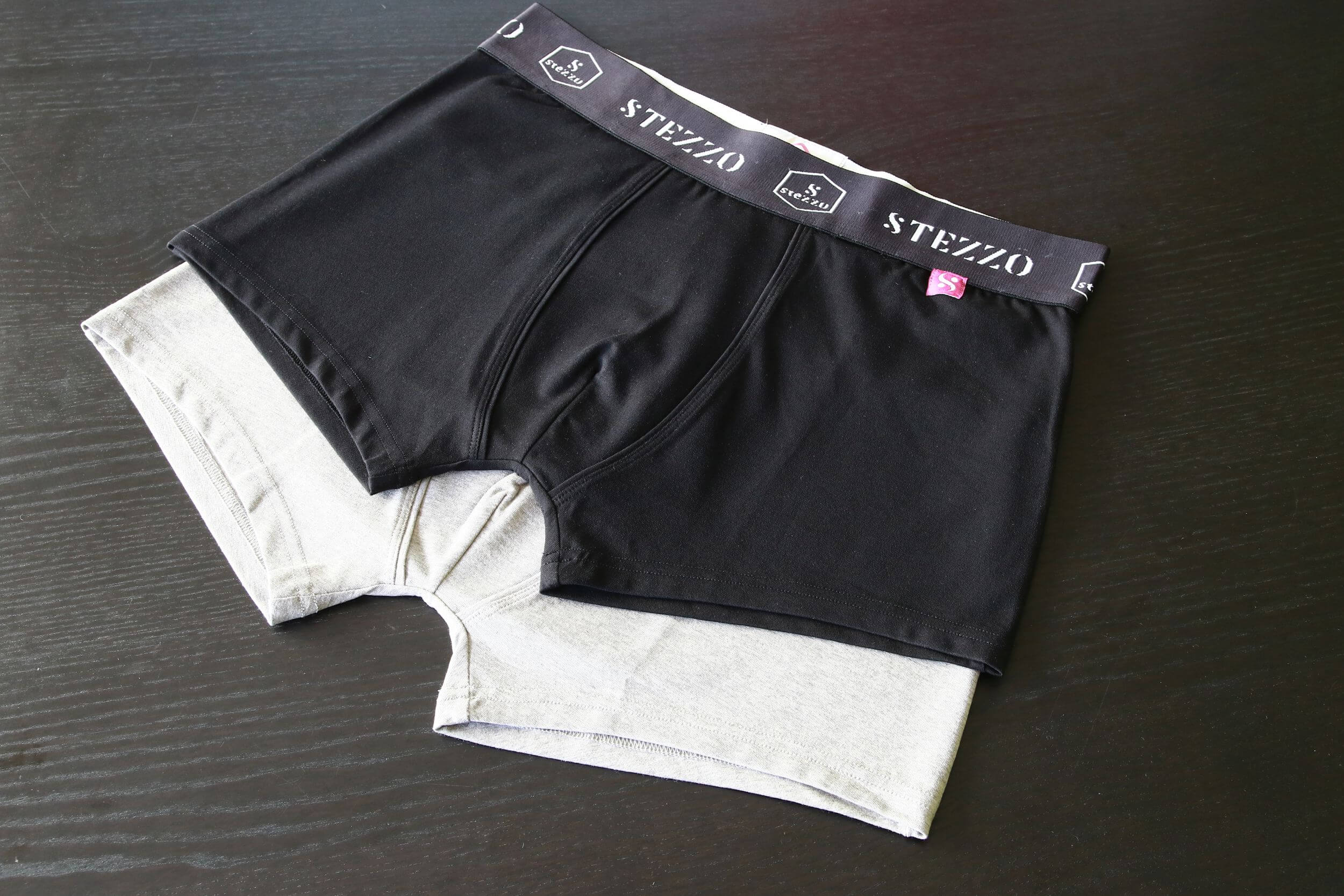 Stezzo Men's Underwear | Pack 2 Boxers 2