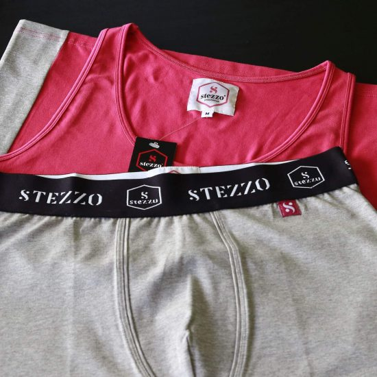 Stezzo-Men's-Underwear-Pack-Boxer-Tank-Top